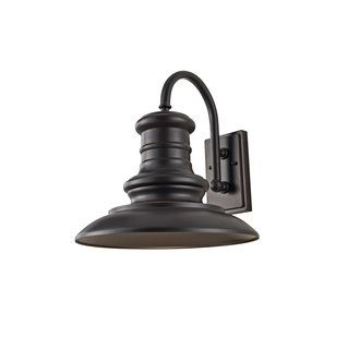 View the Murray Feiss OL9004 Redding Station 1 Light Outdoor Wall Sconce at LightingDirect.com.