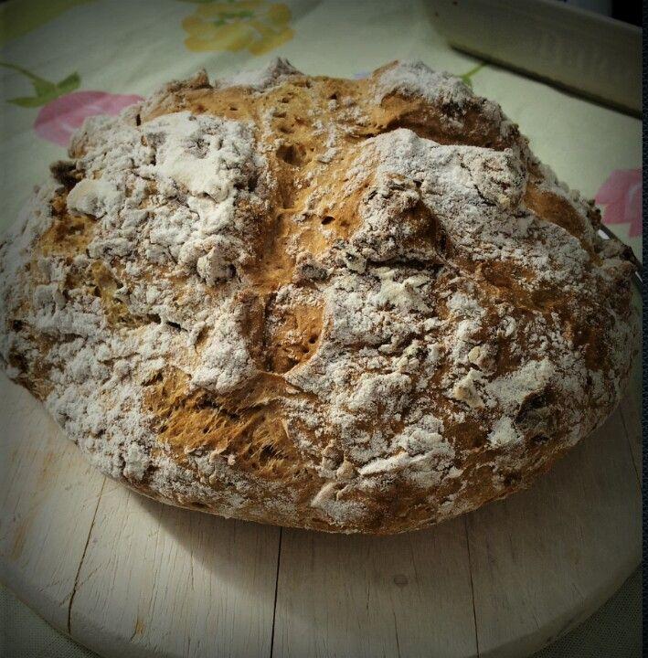 Irish soda bread, Mary Berry's recipe