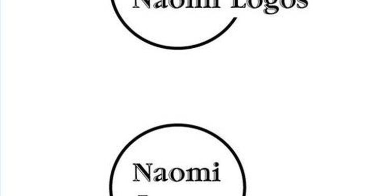 Cómo diseñar un logotipo circular. Los logotipos pueden ser simples o complejos. Una de las formas más fáciles de hacer uno, incluso si no eres diseñador, es hacerlo circular. El círculo es una excelente forma para logotipos, que puede incluirse en adhesivos, diseños de camisetas y membretes. Hay dos maneras de personalizar tu logotipo circular con diferentes opciones de tipografía ...