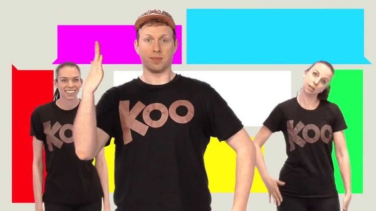 Brain Break / Energizer Koo Koo Kanga Roo - What's That You Say?: House Party Dance-A-Long Worko...