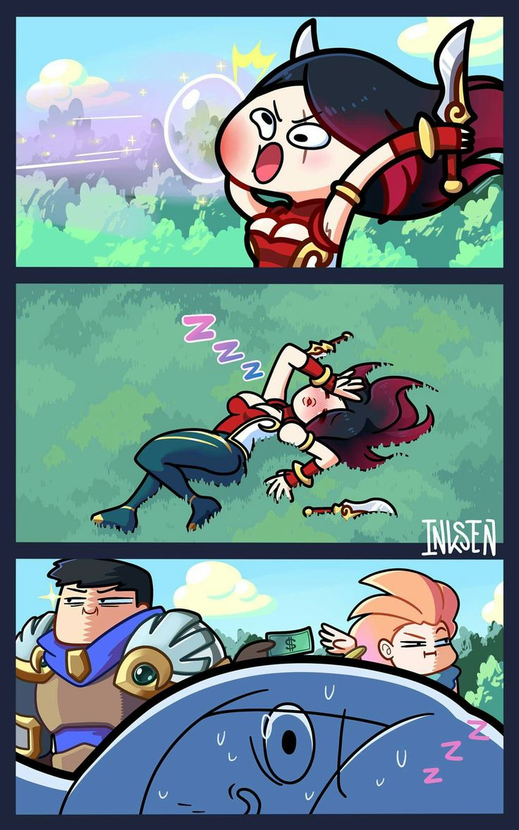 by InkSen | best comic of zoe (by the moment)