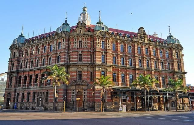 Old Durban Station now that brings back many years of memories WOW