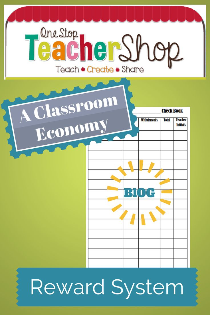 Classroom Economy Ideas ~ Ideas about classroom economy system on pinterest