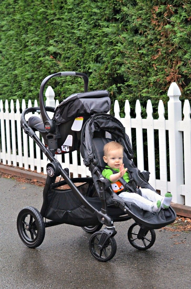 Baby Jogger City Select Favorite Features Baby jogger
