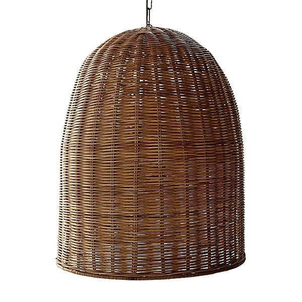 Wicker Outdoor Hanging Lights: 127 Best Images About Rattan/Wicker Pendant Lights On