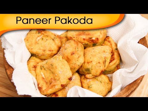 Paneer Pakora | Easy To Make | Snacks Recipe By Ruchi Bharani