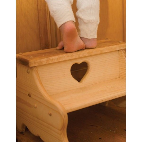 Wood Step Stool With Handle Woodworking Projects Amp Plans