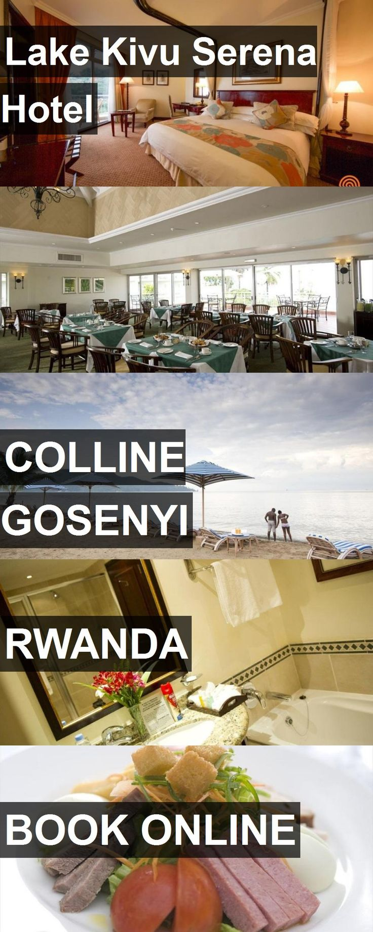 Hotel Lake Kivu Serena Hotel in Colline Gosenyi, Rwanda. For more information, photos, reviews and best prices please follow the link. #Rwanda #CollineGosenyi #LakeKivuSerenaHotel #hotel #travel #vacation