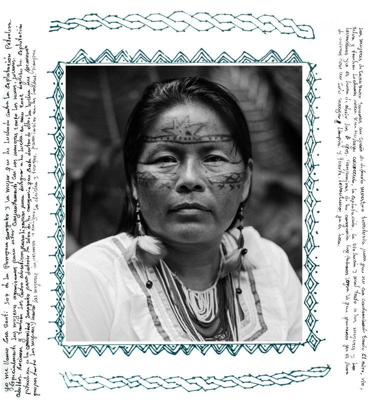 Felipe Jacome's set of photos Amazon: Guardians of Life
