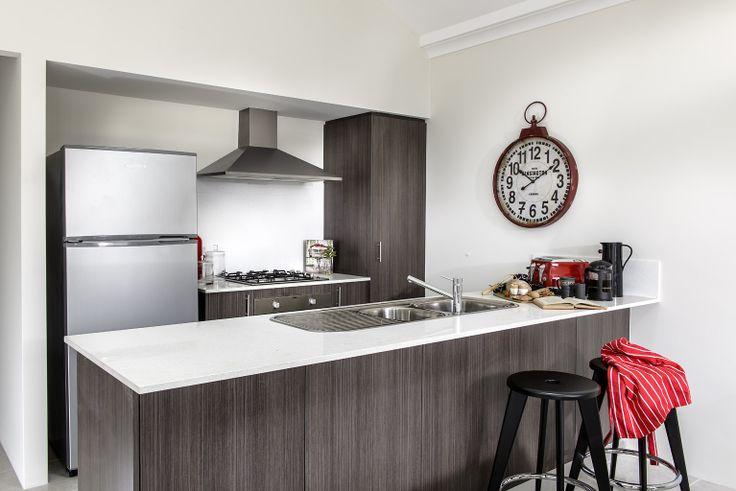 Homebuyers Centre - Flute (Brabham) Display Home Kitchen