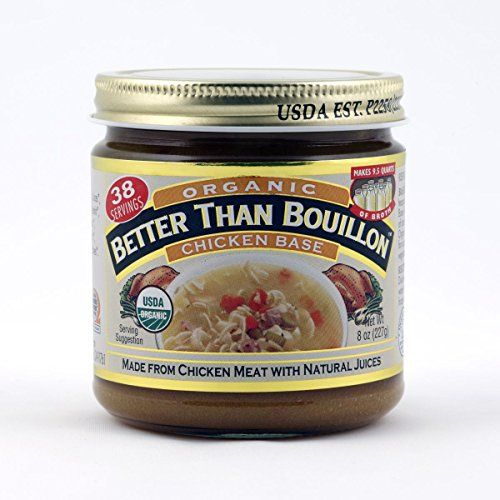 Better Than Bouillon Organic Chicken  Beef and Vegetable Base 8 fl oz 3 Vareity Pack * Want to know more, click on the image.