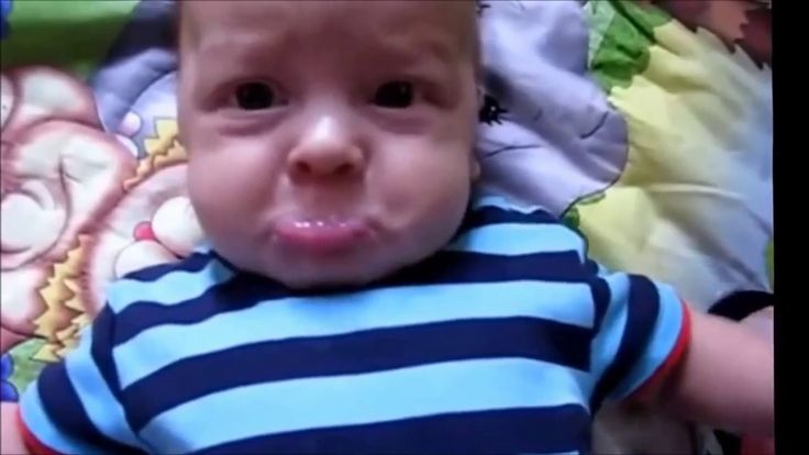 Babies funny clips - funny videos - Top 10 Crying Babies