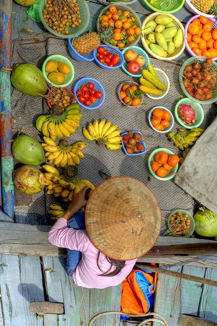 Cook with a local resident in Saigon, take to the streets with a food blogger in Hanoi  visit a local farming family in Hoi An all on this flavour-filled journey! Tour: Culinary Delights of Vietnam.
