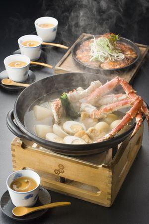 Nabe-Ryori, Japanese Style Hot Pot Cuisine 鍋もの