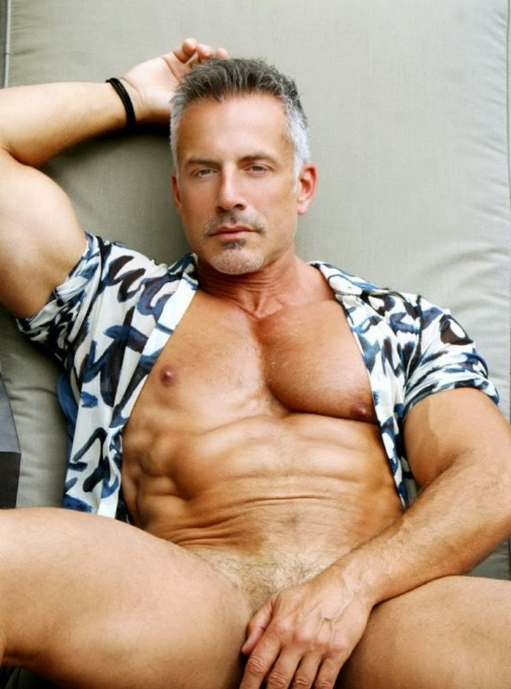 Silver Fox Gay Men 56