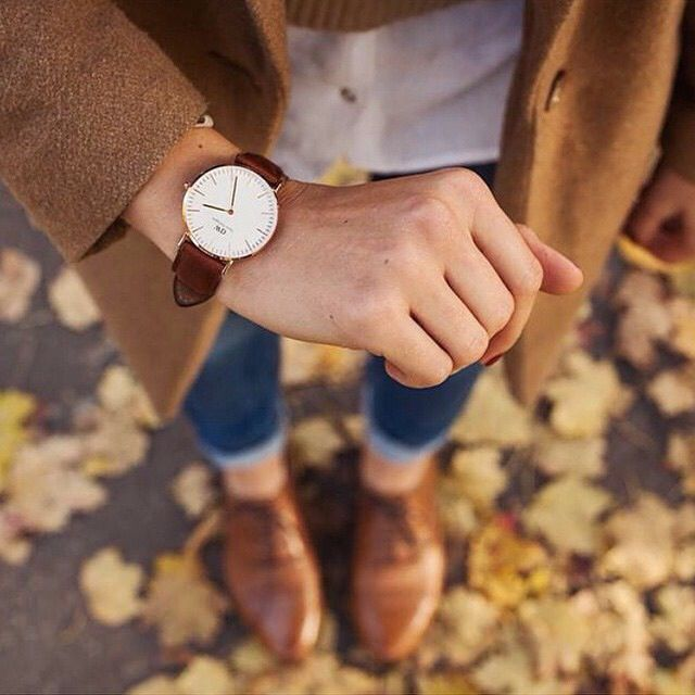 Daniel Wellington Classic Bristol available at www.mulierstore.com