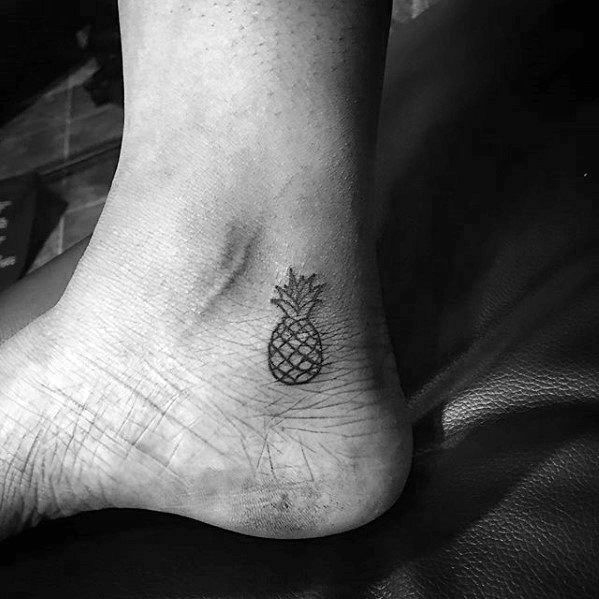 70 Ankle Tattoos for Men – Masculine Design Ideas