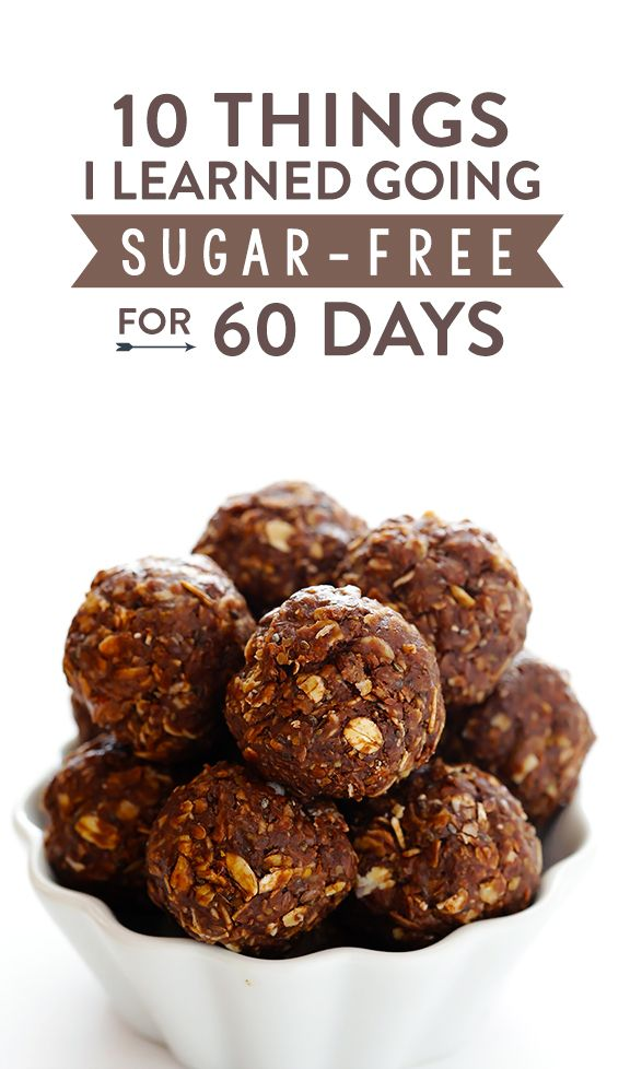 A food blogger's experience with cutting out all refined sugars and grains for 60 days | gimmesomeoven.com