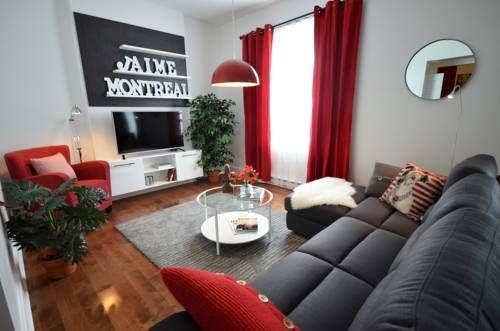 LikeAHotel - Le Chambord - Installé à Montréal, à 3 km du Quartier latin, Le LikeAHotel - Le Chambord propose un hébergement indépendant avec connexion Wi-Fi gratuite dans tous les appartements. Adresse LikeAHotel - Le Chambord: 4462 Chambord H2J 3M4 Montréal (Québec)