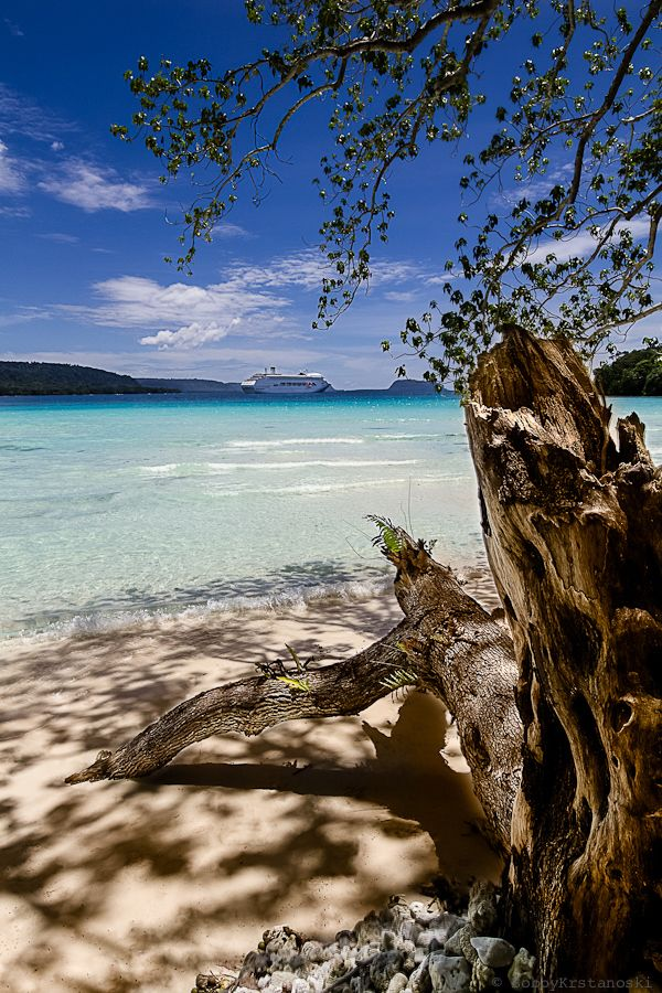 Champagne Bay, Vanatu, S Pacific