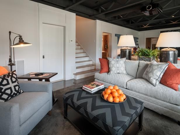 Interior Before and After Room Pictures From HGTV Smart Home 2014 : HGTV Smart Home : Home & Garden Television