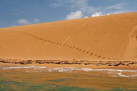 Punta Gallinas, la Guajira Colombia  www.uniquecolombia.com