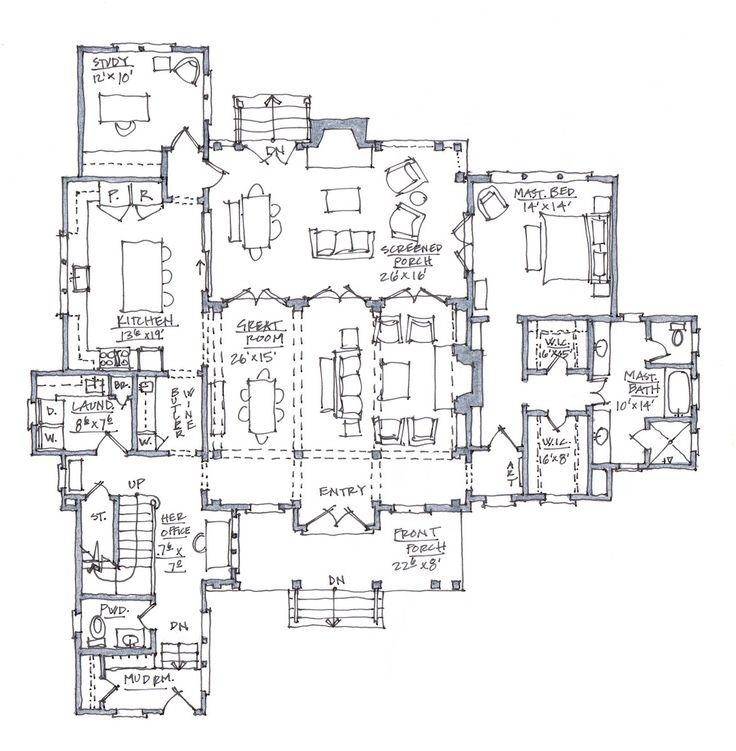 Floor Plans Images On Pinterest: 10 Best Images About Plans On Pinterest