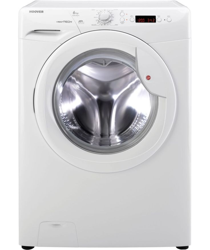 Buy Hoover VTS612D21 6KG 1200 Spin Washing Machine - White ...