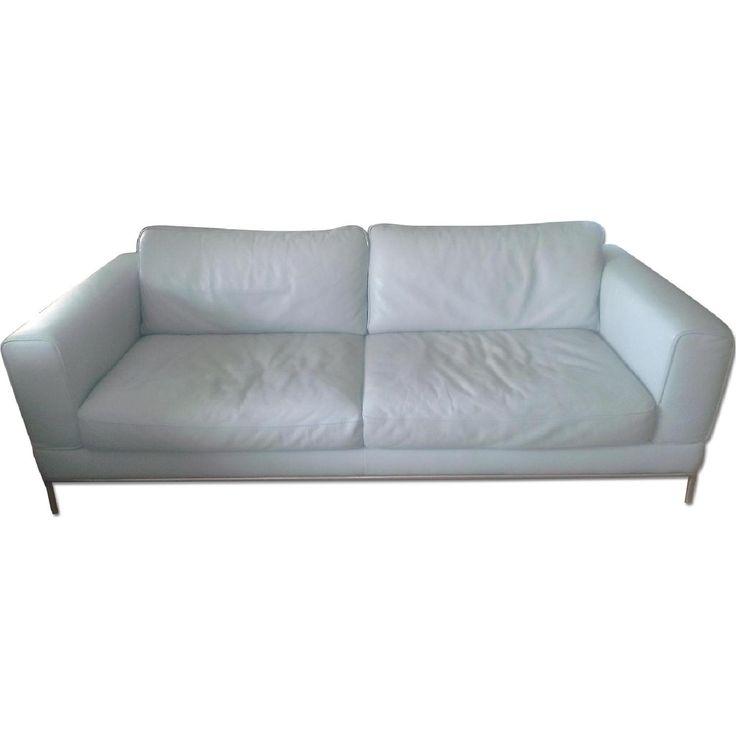 1000 ideas about ikea leather sofa on pinterest corner sofa ikea and leather sofas. Black Bedroom Furniture Sets. Home Design Ideas
