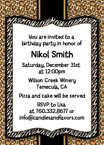 the 20 best images about birthday party ideas on pinterest, Birthday invitations