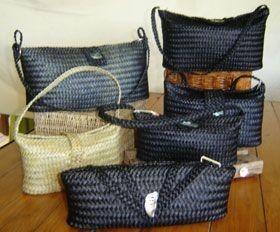 Maori design Black evening purses                                                                                                                                                                                 More