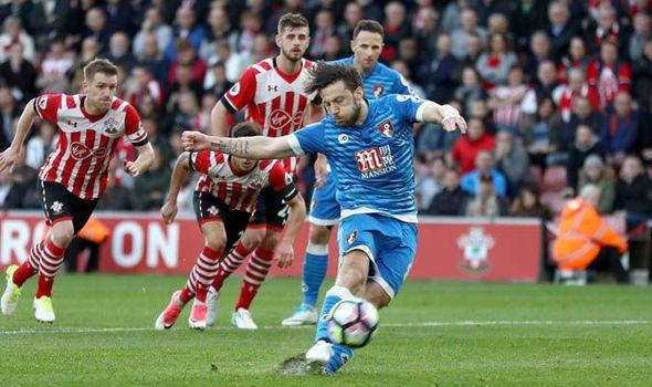 Southampton 0 - Bournemouth 0: Harry Arter skies penalty in bore draw - https://newsexplored.co.uk/southampton-0-bournemouth-0-harry-arter-skies-penalty-in-bore-draw/