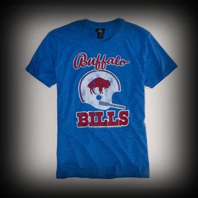 American Eagle メンズ Tシャツ アメリカンイーグル BUFFALO BILLS NFL Tシャツ-アバクロ 通販 ショップ-【I.T.SHOP】 #ITShop