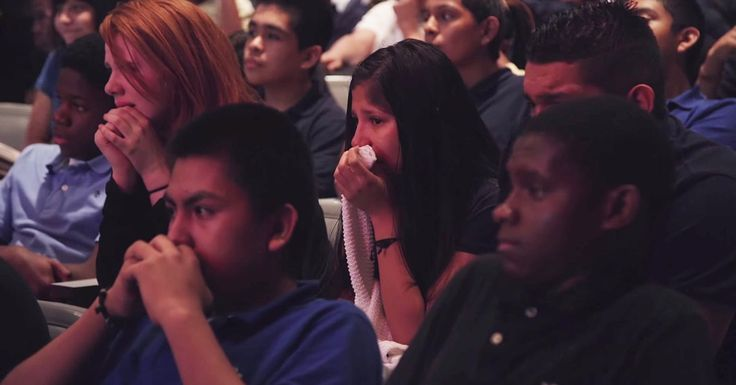 This Story About a Mother's Love Brought An Entire Middle School Class To Tears