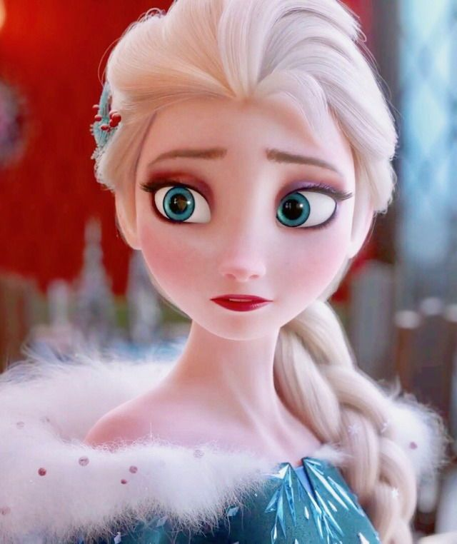 "The new trailer for ""Olaf's asventure"" is out. Or was it Olaf's Christmas adventure?! Something like that. But the new outfits of elsa and Anna are gorgeous."