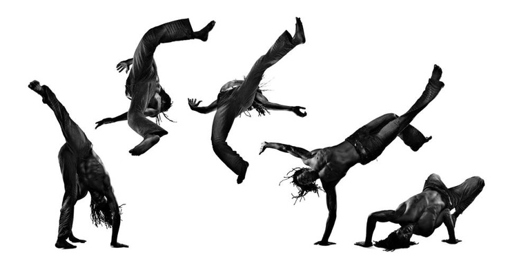 Capoeira by Alfred Kendrick