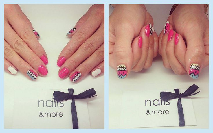 nails art, aztec nails, nails&more