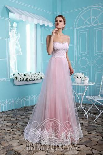 985bf3bad0d11e4 Дафна 1719   Наши платья   Strapless dress formal, Prom dresses и Bridal  dress shops