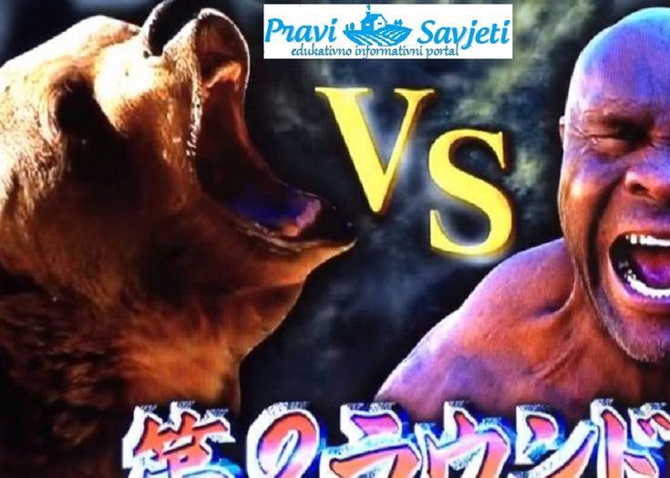 Koja ludost! Bob Sapp protiv zvijeri u ringu (VIDEO)