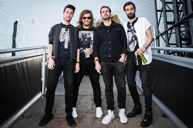 Bastille's Rousing Glastonbury 2016 Set In Pictures | NME.COM