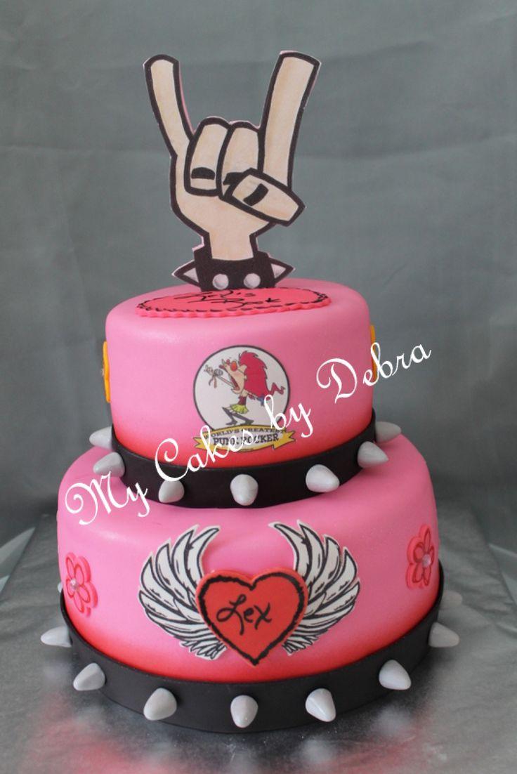 89 best cool wedding cakes images on Pinterest | Cake wedding ...