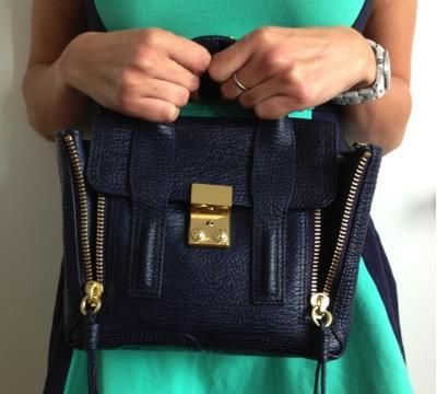 Win a 3.1 Phillip Lim Satchel, a $650 Value!