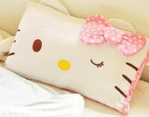 Hello Kitty pillow case for sweet dreams