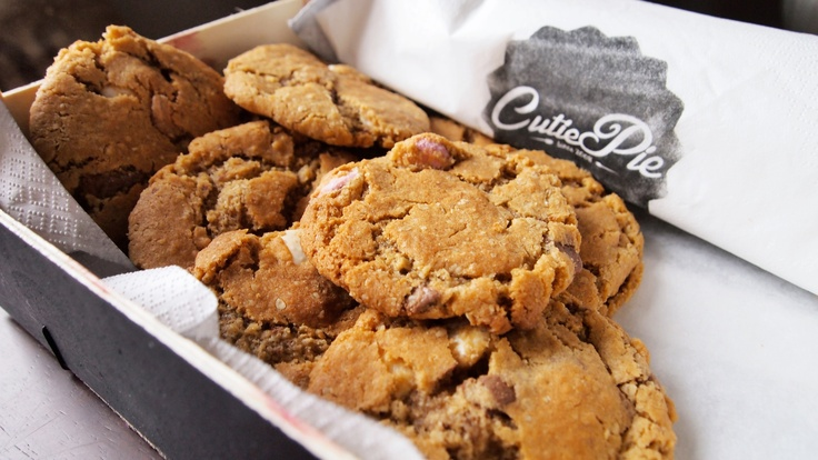 """Lovely """"Lamour"""" Cookies. Chocolate and MintChocolate Cookies"""