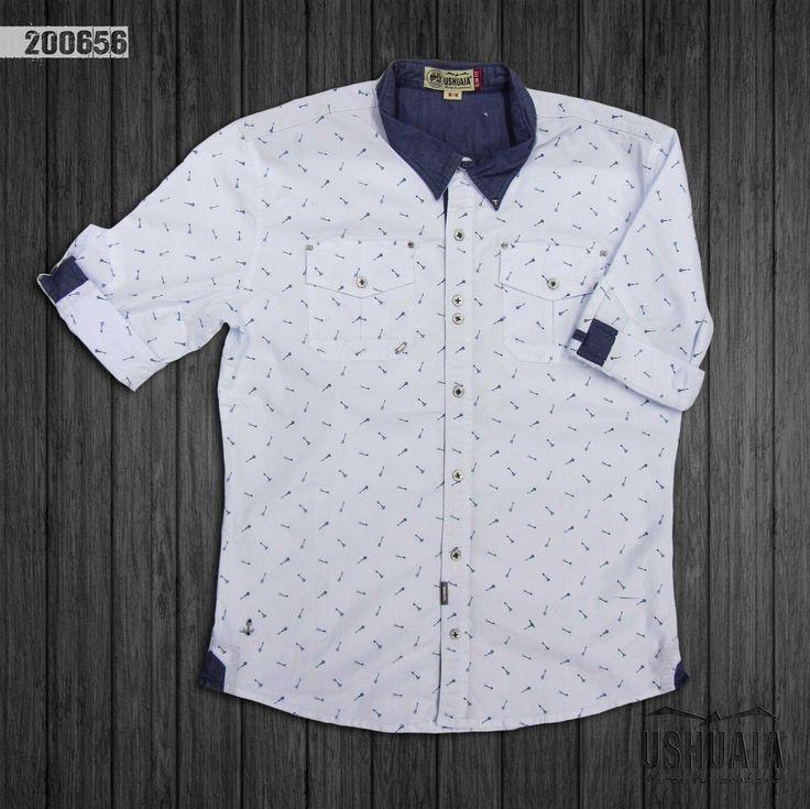 camisa-hombre-manga-corta-mini-prints-color-blanco-200656