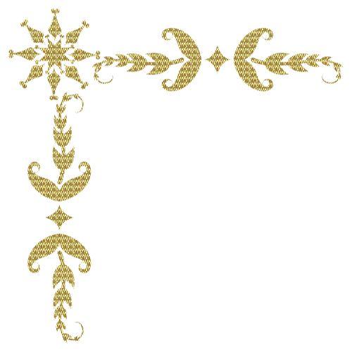 Sadece sevdaselim.net de bulabileceğiniz Osmanlı motifleri, köşe süsleri, ayraçlar, ve kenar süsleri Diamond farkıyla