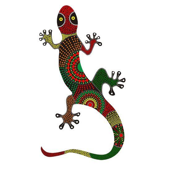 how to make fondamt lizard