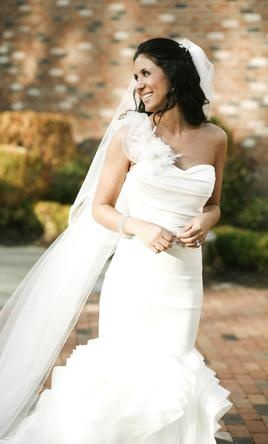 Vera wang ethel vera wang real weddings pinterest for Used vera wang wedding dresses