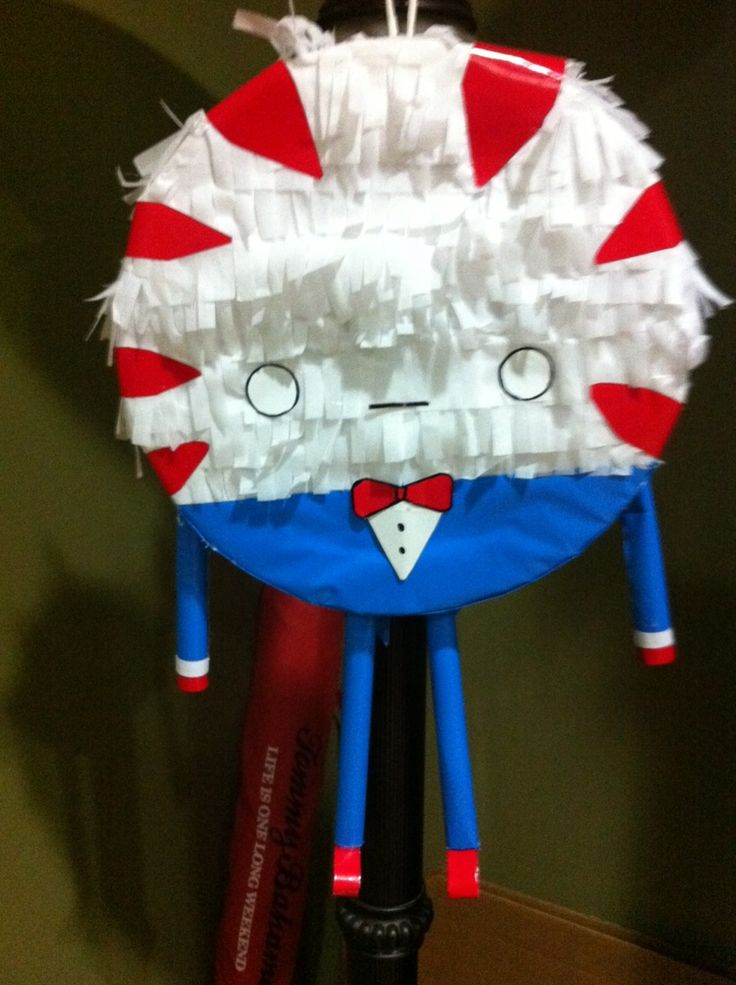 Adventure+time+pinatas | Adventure Time Fan Art - Adventure Time! Mr. Peppermint Piñata ...