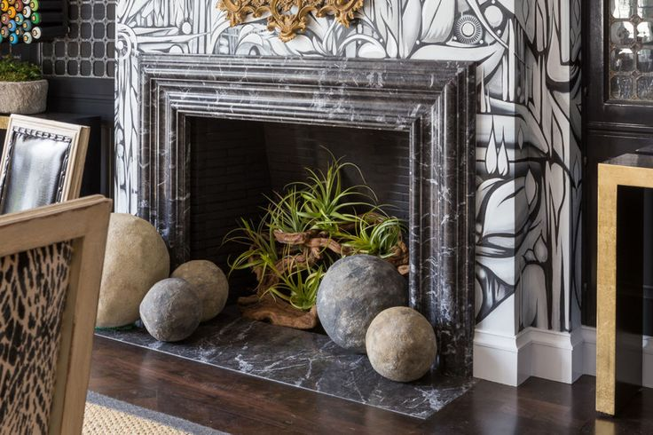 45 Fireplace Decoration Ideas So Can You The Creative: 17 Best Ideas About Unused Fireplace On Pinterest